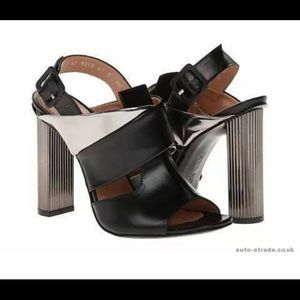 Robert Clergerie High Heels Sandals Size 36.5